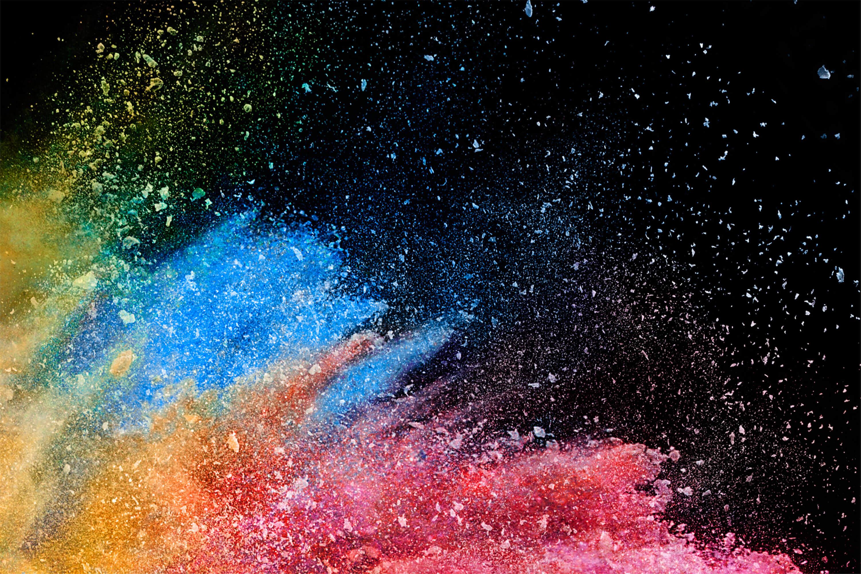 Surface Book Rainbow